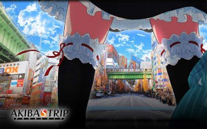 Official Website Akiba's Trip 2 Dibuka