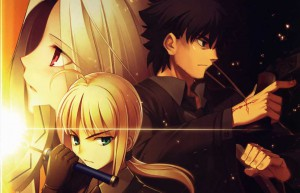 Visual Novel Fate/Zero Akhirnya Dirilis!