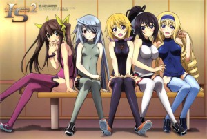 Infinite Stratos Akan Dijadikan Game?