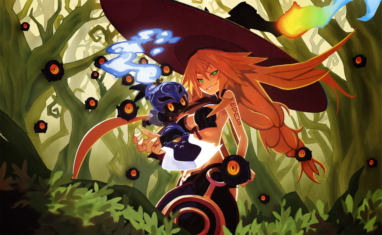 The Witch and The Hundred Knight Akan Dirilis di US dan Eropa