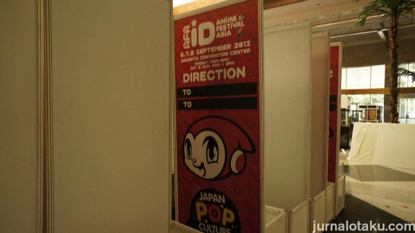 [AFAID 2013] Day 0 : Preparation & Loading Day