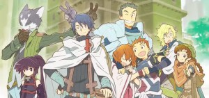 Video Preview Memperkenalkan Cerita Log Horizon