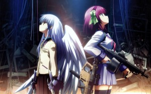 Visual Novel Angel Beats! Akan Rilis Musim Semi 2014