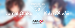 Booth Jurnal Otaku Indonesia@AFAID 2013