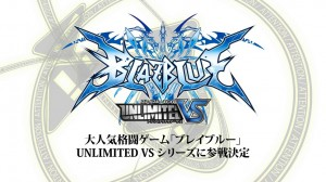 TCG Blazblue Unlimited VS Diumumkan
