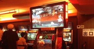 Location Test Dengeki Bunko Fighting Climax @ Sega Akihabara