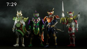 [Midseason Review] Kamen Rider Gaim
