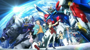 Gundam Build Fighters Ditayangkan Gratis di Youtube