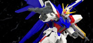 Review HG Build Strike Gundam dari Hacchaka