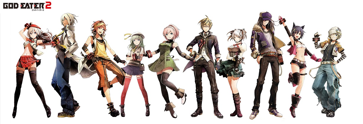 God_Eater_2_Characters