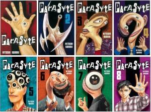 Manga Parasyte Dijadikan Serial Anime Dan Live-Action Movie