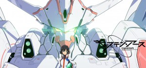 Anime Mecha Baru Dari Studio Bones, Captain Earth