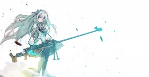 Hitsugi no Chaika Siap Tayang April 2014