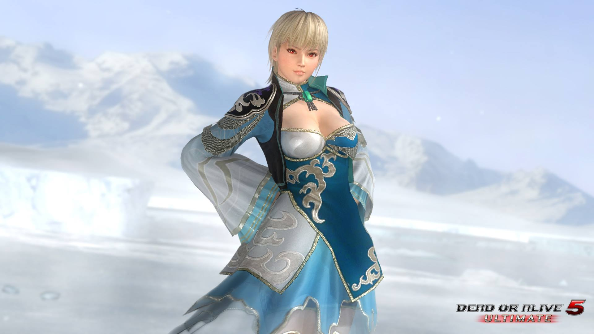 DLC Baru Dead Or Alive 5 Ultimate : Kostum Warriors Orochi 3