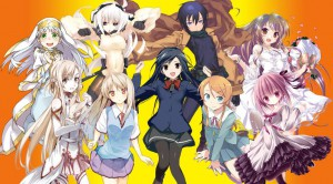 Sejarah dan Ranking Anime Adaptasi Light Novel Dengeki Bunko