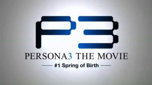 [Review] Persona 3 The Movie - #1 Spring Of Birth-