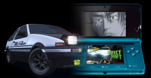 Initial D: Perfect Shift Online, Game 3DS Gratis Untuk Penggemar Initial D
