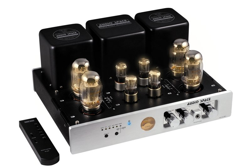 Audio-Space-AS-6iRE-Vacuum-Tube-Integrated-Amplifier-KT88-