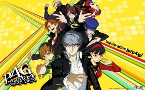 PV Terbaru Persona 4 the Golden Animation Perdengarkan Lagu Opening
