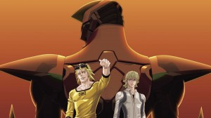 Lihat Video Animasi Lagu Film Ke-2 Tiger & Bunny The Movie -The Rising-