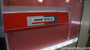 Kunjungan JOI Ke Studio NHK World