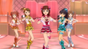 Idolm@ster One For All Pamerkan Trailer Kedua