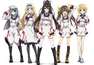 Light Novel 'Infinite Stratos' Akan Berakhir pada Volume 13