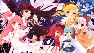 DVD/Blu-Ray Madoka Magica: Rebellion Siap Rilis April 2014