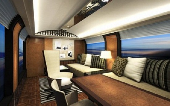 JR luxury train (2)