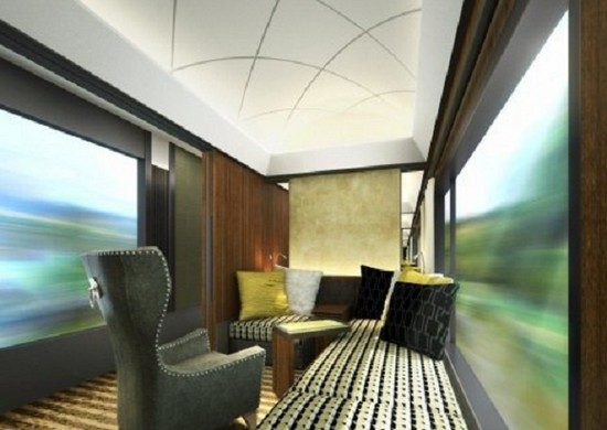 JR luxury train (4)