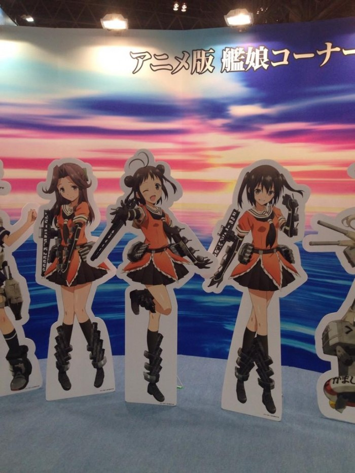 Kantai Collection cutout new char