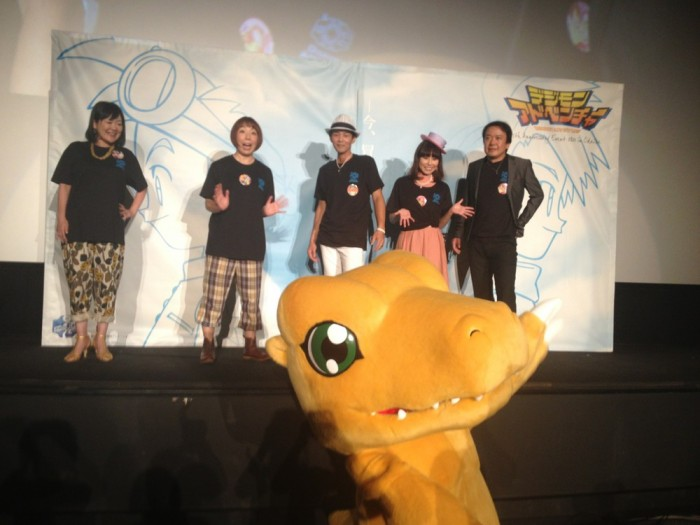 digimon returns cast koji wada