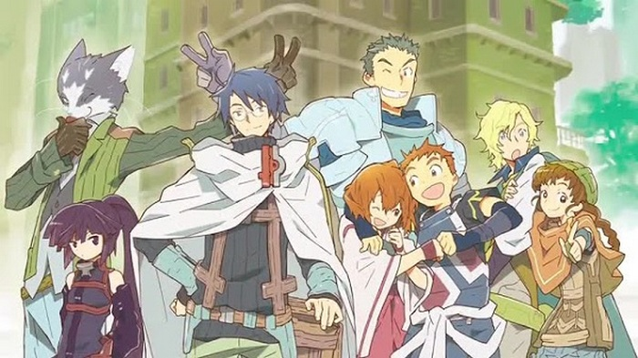 Log Horizon season 2 25 ep