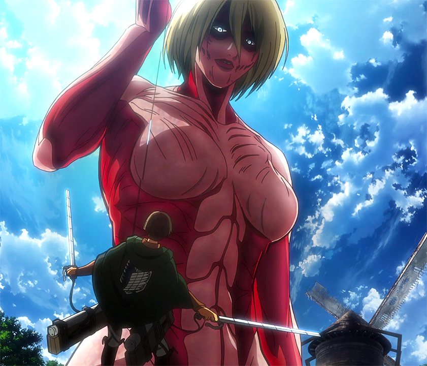 The_Female_Titan_in_action
