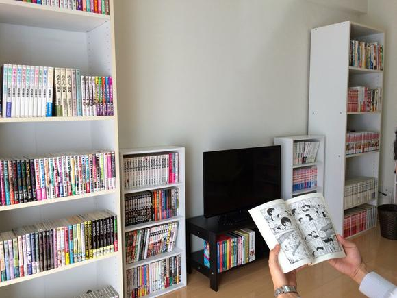 Manga apartment alternatif menginap gaijin