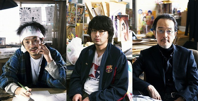 bakuman-supporting-cast