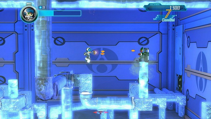 Mighty No. 9 visited at www.games.ch