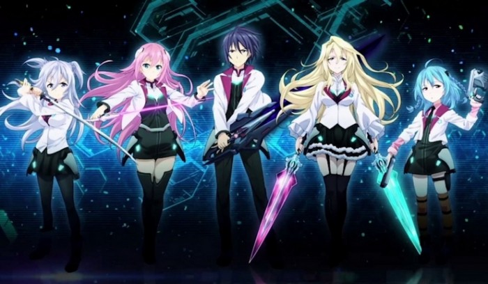JOI - gakusen toshi asterisk s2 trailer subbed