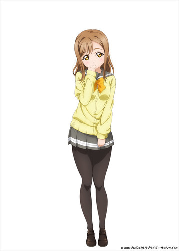 JOI - love live sunshine new visual pv staff seiyuu (7)