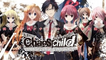 Serial Anime CHAOS;CHILD Luncurkan Situs Teaser