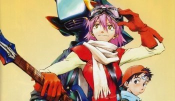 Anime 'FLCL Progressive' dan 'FLCL Alternative ' Rilis Video Promosi dan Visual Baru