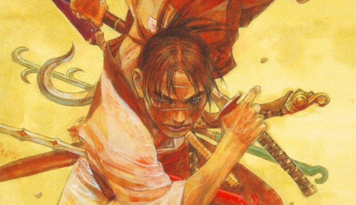 Live Action 'Blade of the Immortal' Akan Tayang Perdana Saat Golden Week Musim Semi 2017