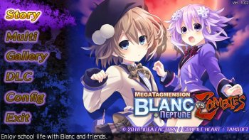 [Review] MegaTagmension Blanc + Neptune VS Zombies