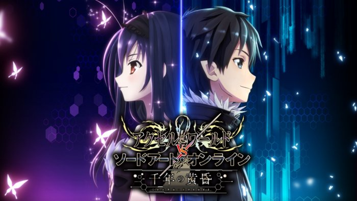 Bandai Namco Umumkan 'Accel World vs. Sword Art Online: Millenium Twilight' untuk PS4, PS Vita