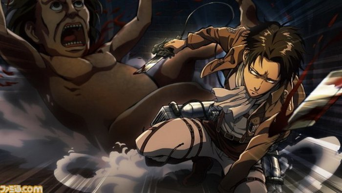 Ruby Party dari Koei Tecmo Umumkan 'Attack on Titan: Escape from Certain Death'