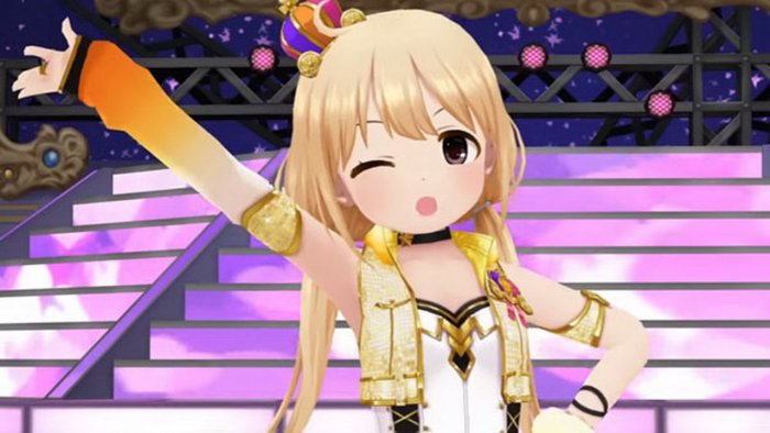 'The Idolmaster: Cinderella Girls Viewing Revolution' Hadirkan DLC Lagu + Karakter Anzu Futaba