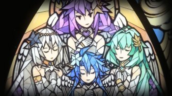 'Four Goddesses Online: Cyber Dimension Neptune' Tayangkan Image Video