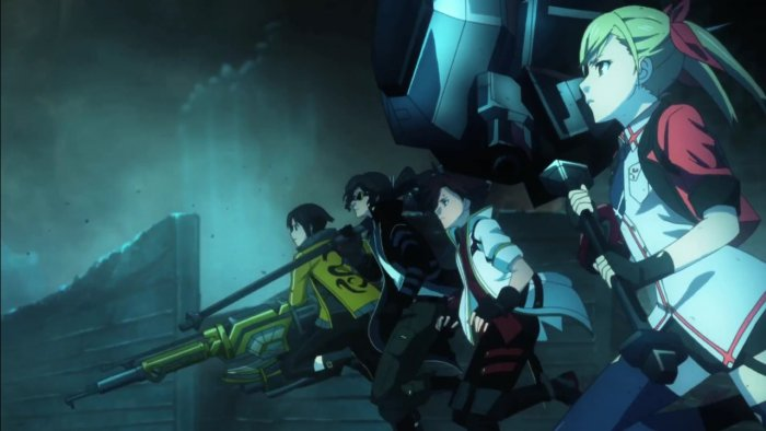 'God Eater Online' Pamerkan Video Opening