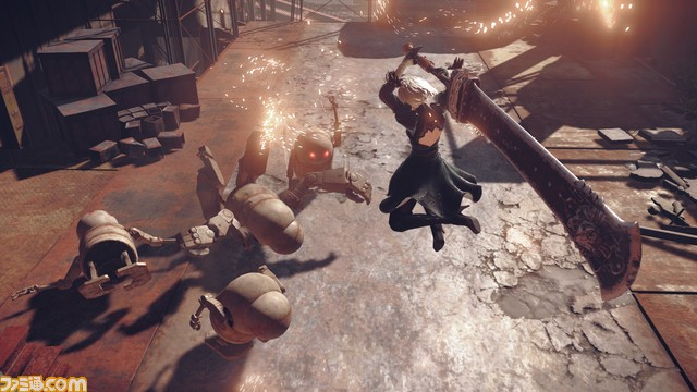 nier-automata-battle-3