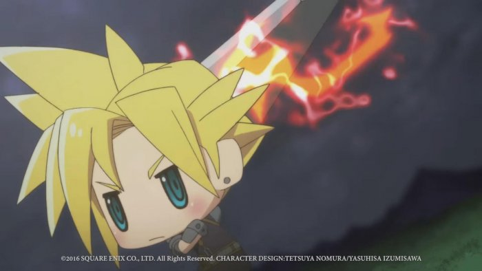 Pamerkan Video Opening, 'World of Final Fantasy' Versi Dapatkan Demo